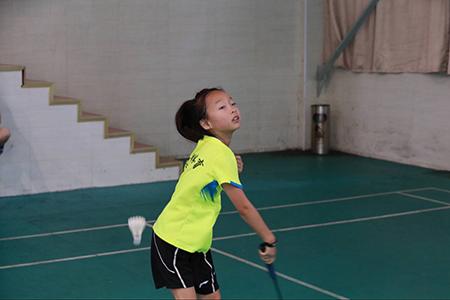 市中心羽毛球培训中心