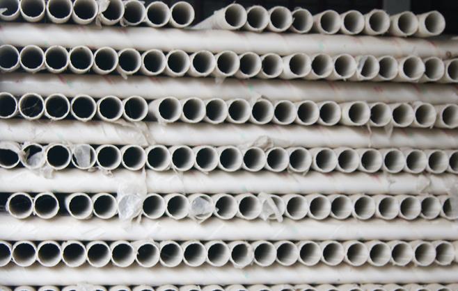 PVC单壁消单管