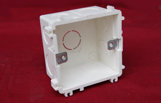 PVC86底盒