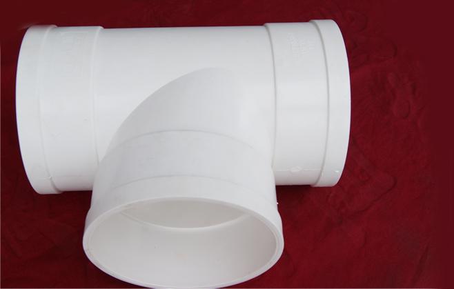 PVC国标排水三通