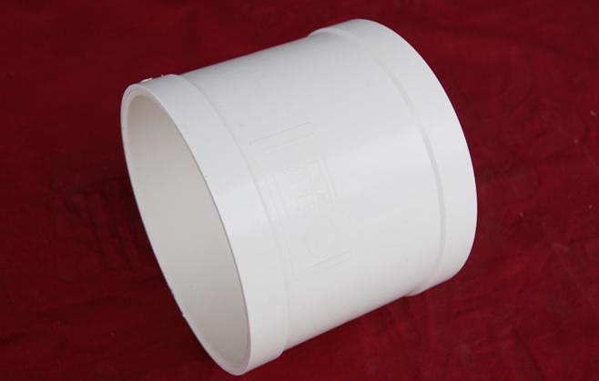 PVC国标排水直通