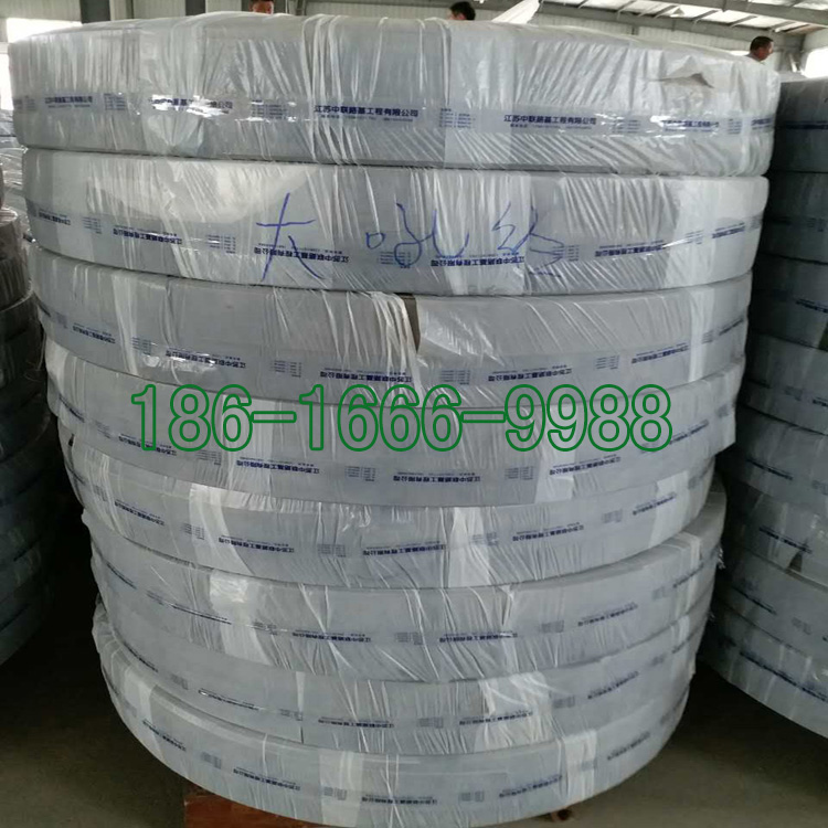 大孔径防淤堵排水板