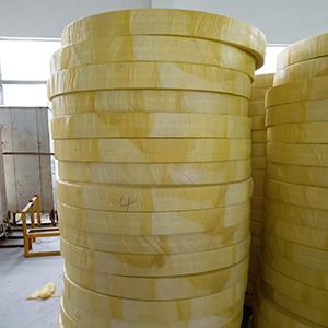 粘胶型塑料排水板