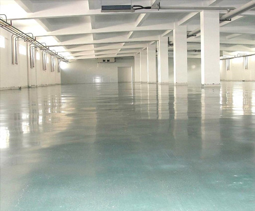 混凝土固化剂地坪