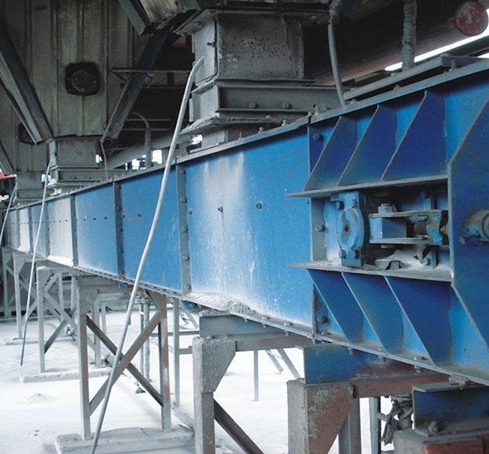 矿用刮板输送机
