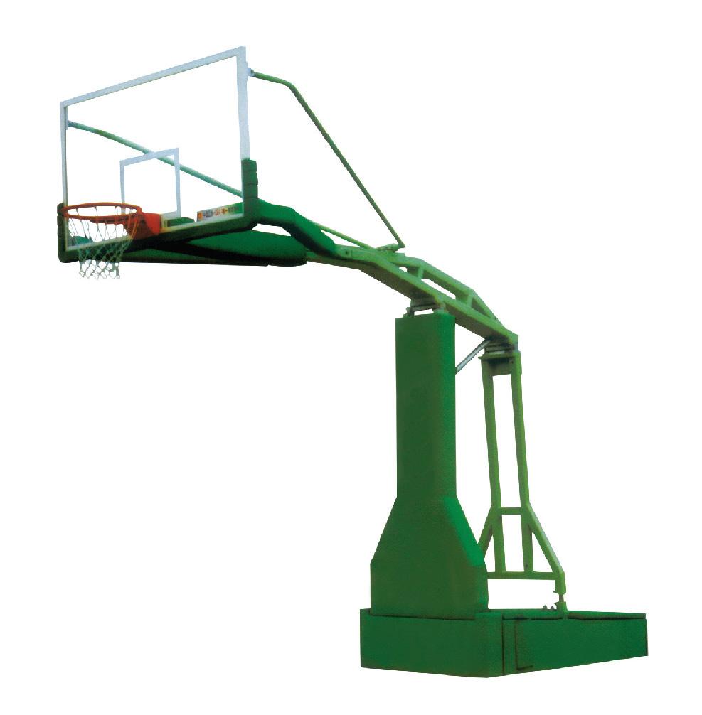 仿液压篮球架