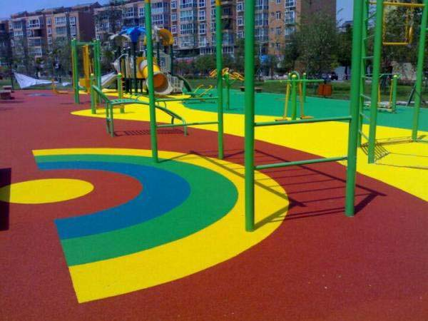 幼儿园安全地垫