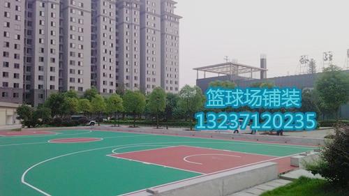 洪湖篮球场