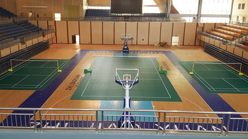 篮球体育木地板