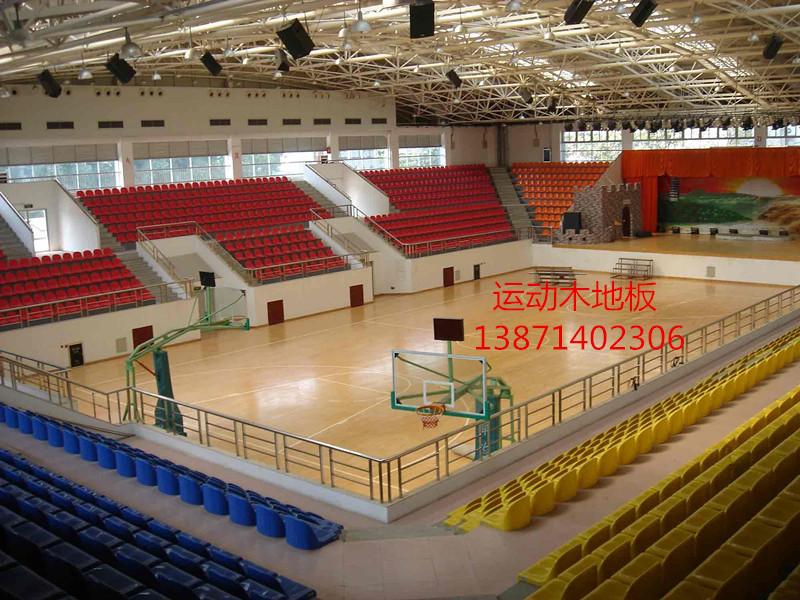 荆门篮球木地板