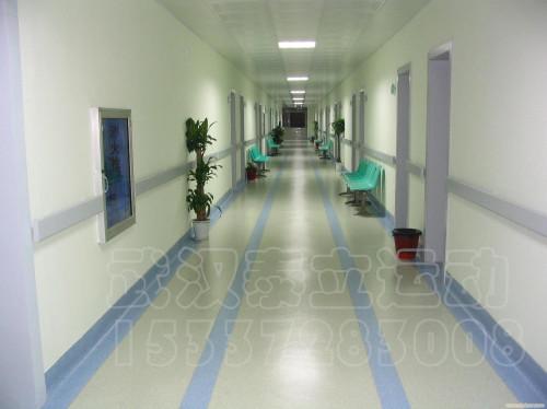 PVC塑胶走廊