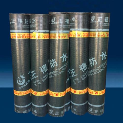 橡胶改性沥青防水卷材