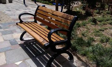 防腐木座椅价格