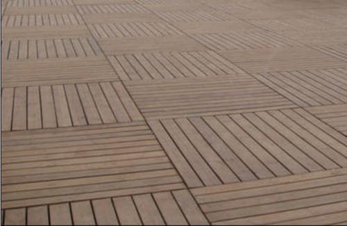 武汉防腐木地板厂家