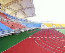 工程运动球场地坪