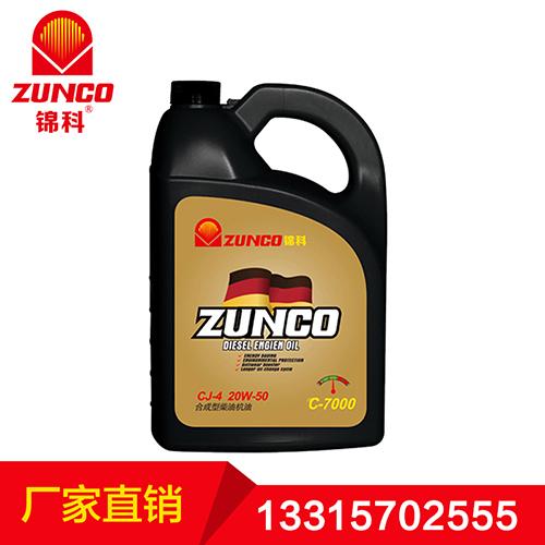 合成型发动机油