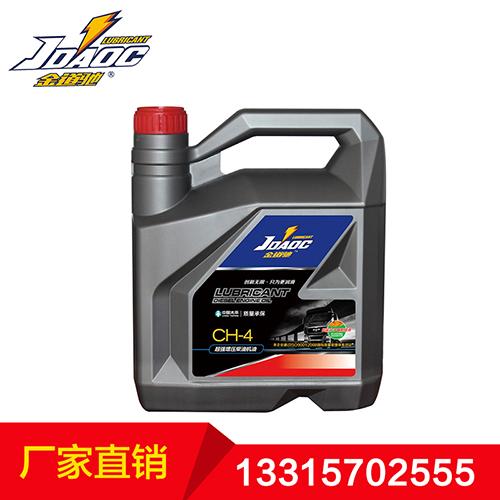 超强增压柴油发动机油
