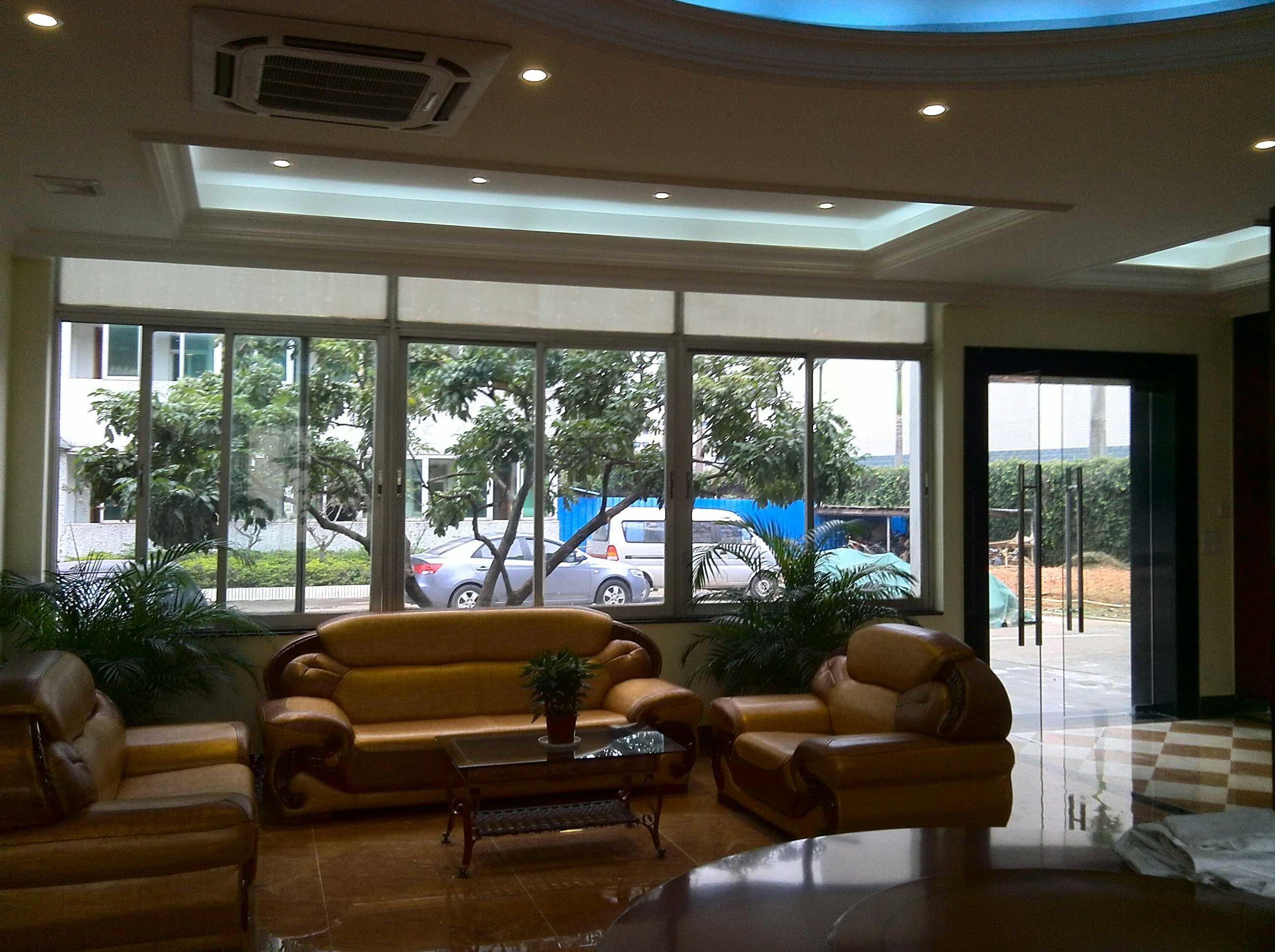 锦绣科学园VIP餐厅
