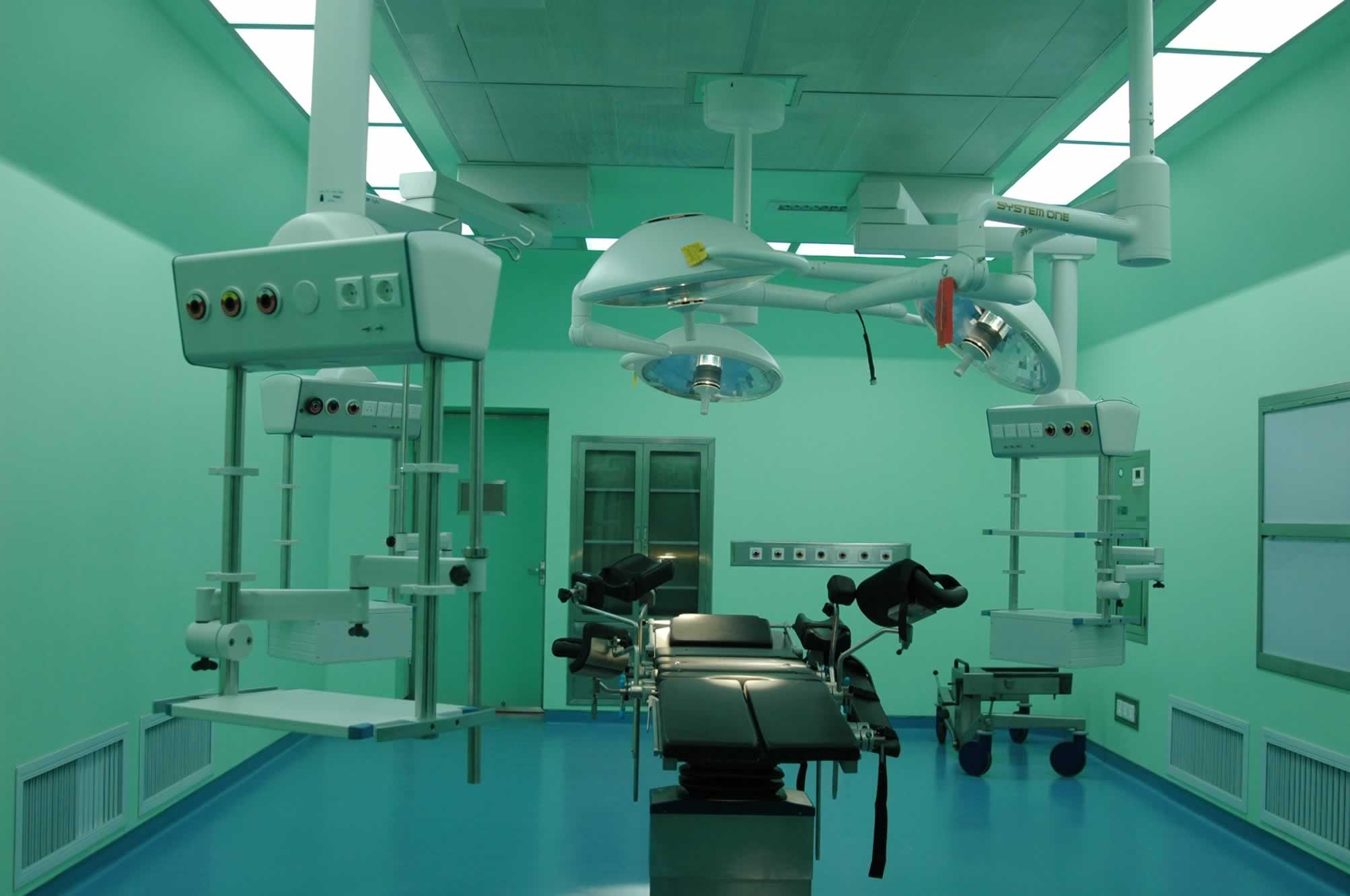 承接手术室建设