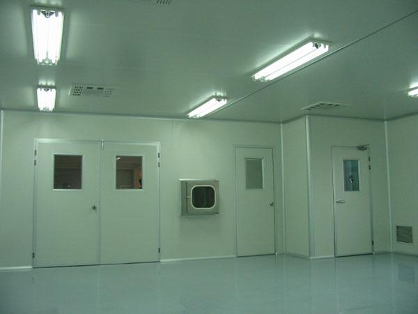 百级工业洁净室