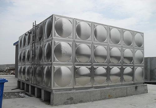 不锈钢组合水箱价格