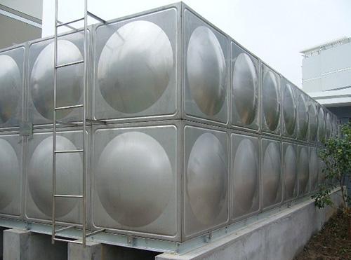 昆明不锈钢组合水箱维修