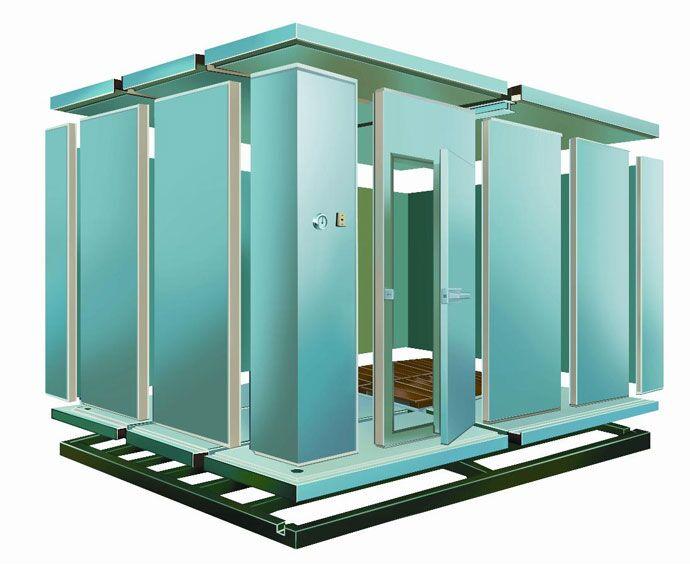 组合式冷库安装规范 组合冷库