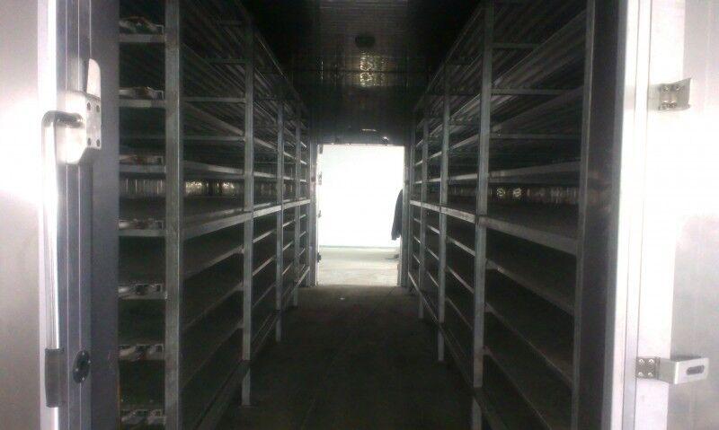 速冻制冷设备 速冻冷库