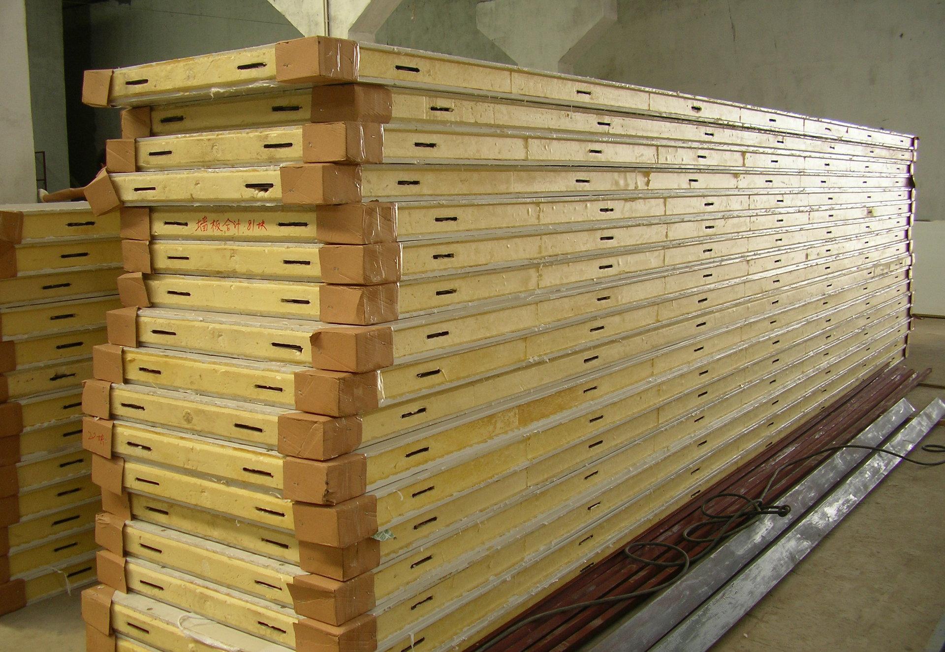 组合冷库板价格 组合冷库板