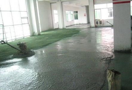 水泥耐磨地坪