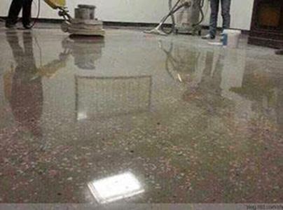 水泥耐磨地坪施工