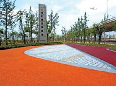 郑州彩色透水混凝土