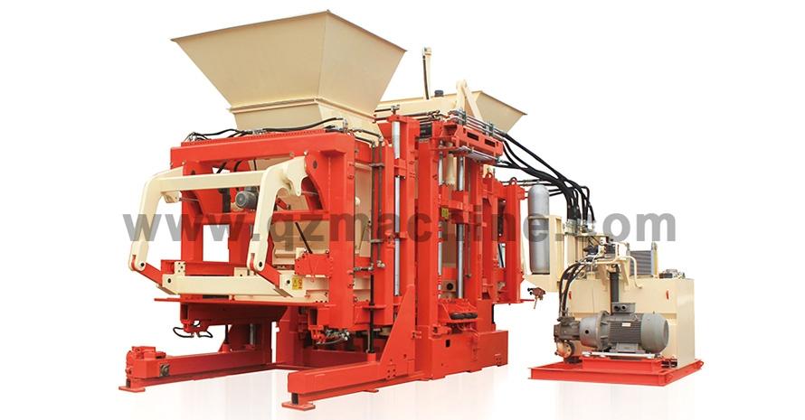水泥砌块机