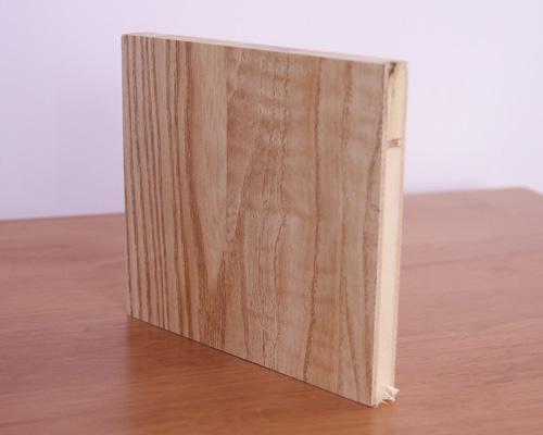 东北杨木生态板