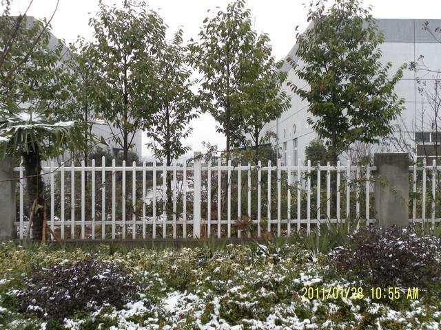 安徽湖州pvc护栏