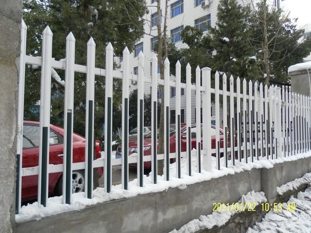 德清塑钢护栏