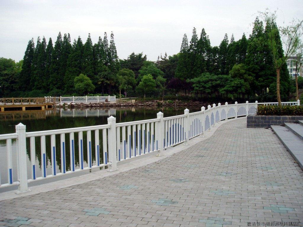 塑钢护栏材料
