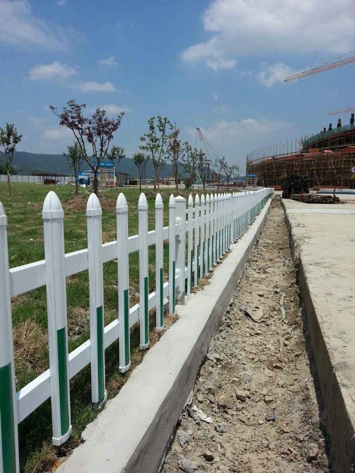 污水池栏杆
