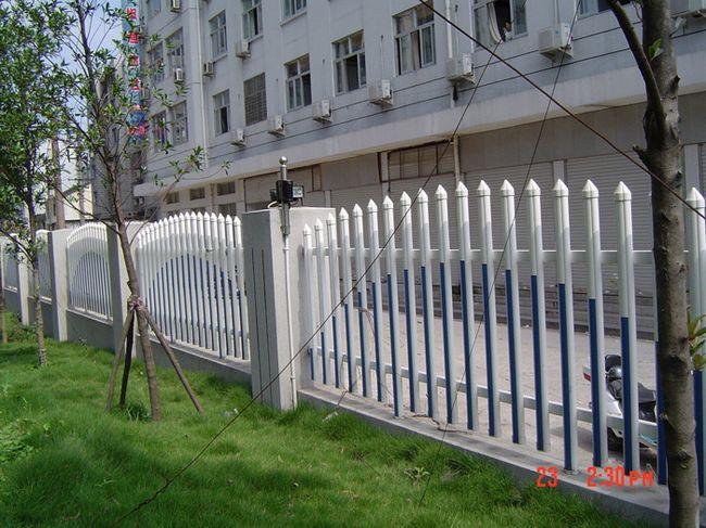 pvc别墅护栏