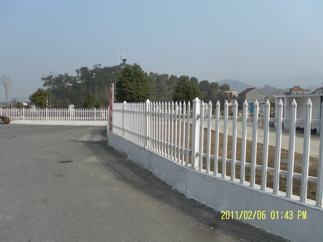 pvc马路护栏