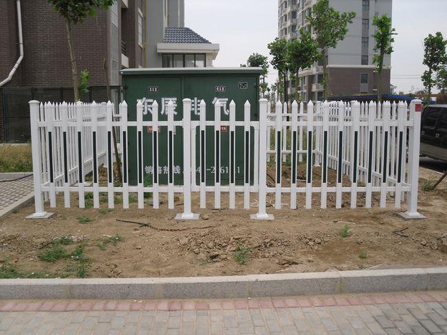 木纹变压器护栏
