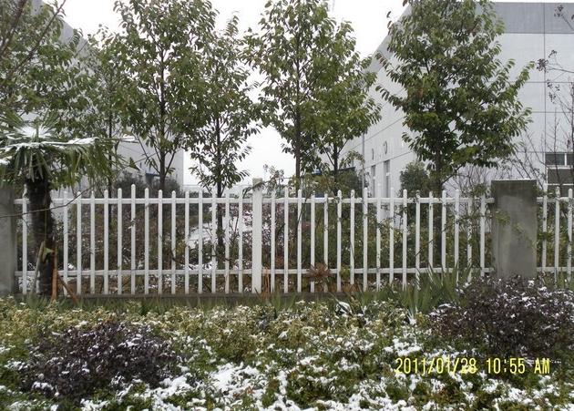 安吉pvc护栏