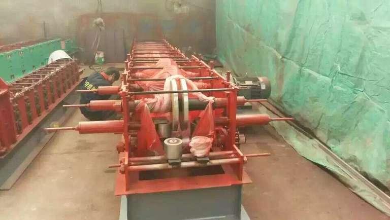 河北彩钢复合板机械