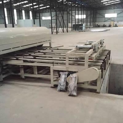 匀质板生产线