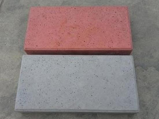 双色pc砖