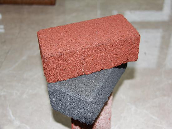 绿化透水砖