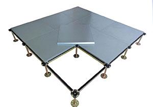 天津防静电地板安装