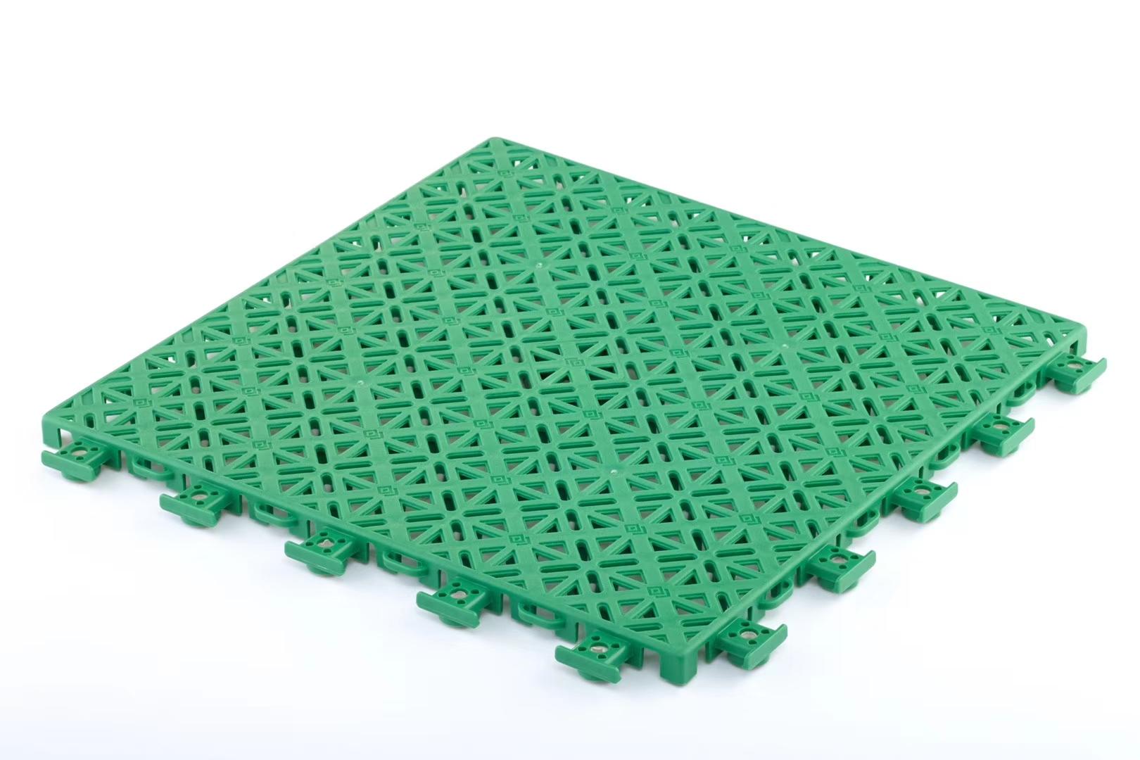华塑高端悬浮拼装地板