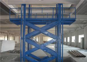 固定式液�荷�降�梯
