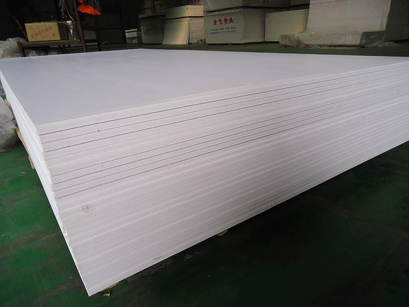 pvc发泡板厂家PVC发泡板厂家 结皮板产品特性